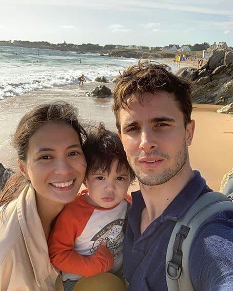 Tubig at Langis Isabel Daza family baby husband son