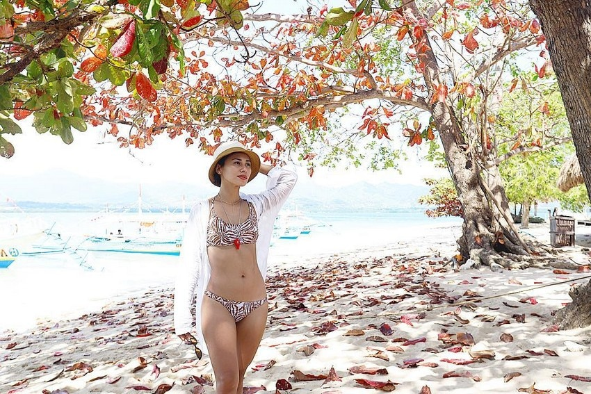 tubig at langis dionne monsanto kikay photos sexy photos summer body swimsuit