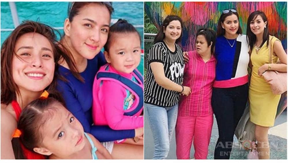 cristine reyes tubig at langis siblings sisters Irene