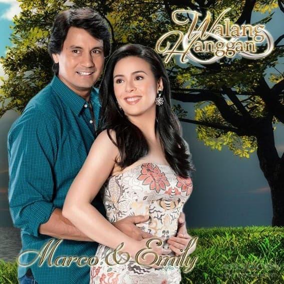 THROWBACK: Coco Martin and Julia Montes in Walang Hanggan