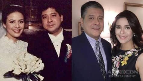 22 Years! Dawn Zulueta with her husband Anton Lagdameo