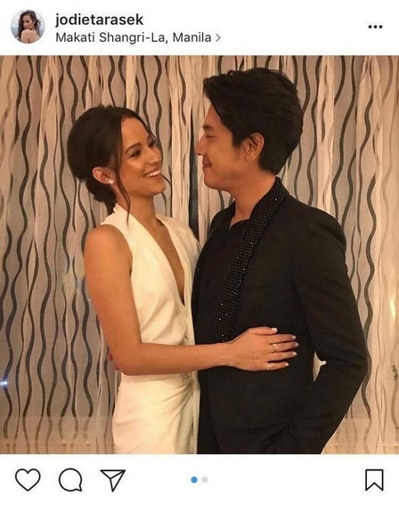 IN PHOTOS: Paulo Avelino with his gorgeous model girlfriend