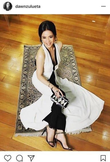 She's Ageless! Filipina Actress Dawn Zulueta flaunts sexy curves at age 51