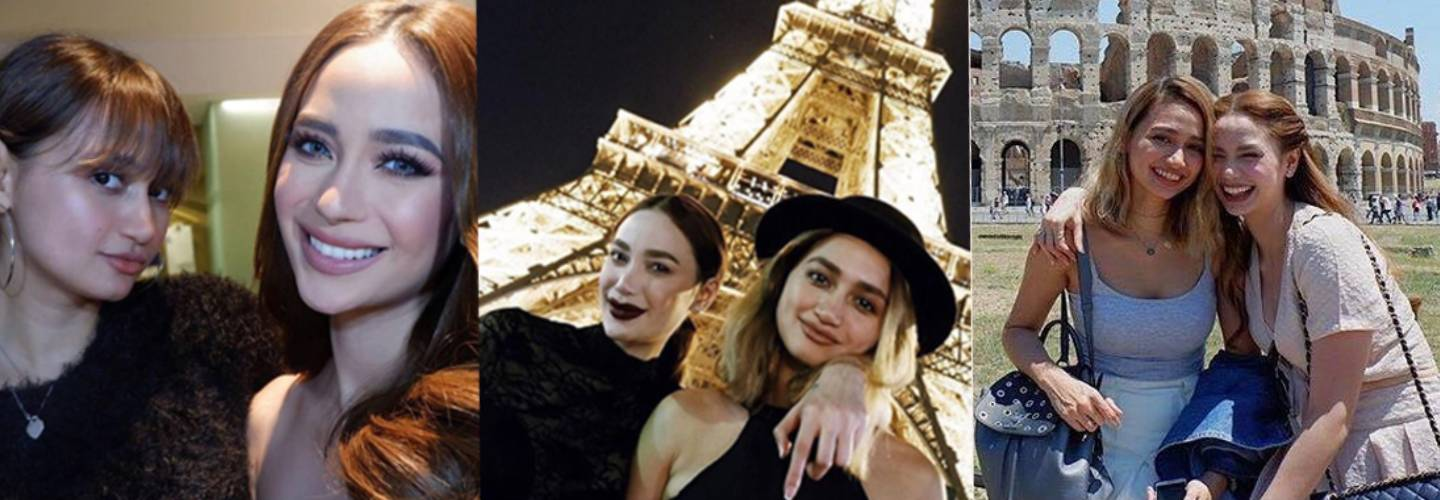 LOOK: 28 Times Arci Muñoz and her sister proved that beauty runs in their blood