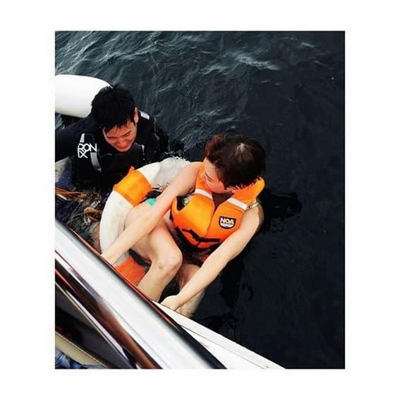 IN PHOTOS: Ang subok na pagkakaibigan nina Angelica at John