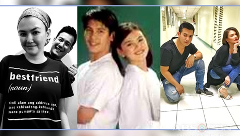 PICTURES! The Perfect Friendship of Angelica and John through the years