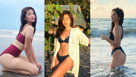 Sexy Photos of Loisa Andalio captured over the years