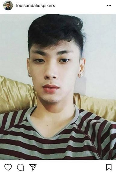 The Chinito Cutie Brother of Loisa Andalio