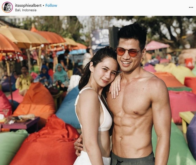 Vin Abrenica with his favorite daydream