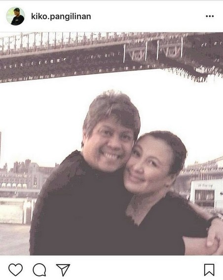 IN PHOTOS: Sharon Cuneta with her loving husband of 24 Years