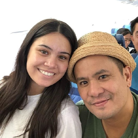 Ogie Alcasid daughter Leila