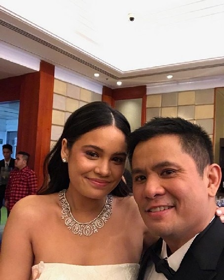 "PICTURES! Ogie Alcasid with his lovely ""panganay"" Leila"