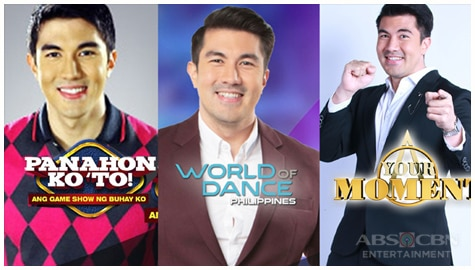 Luis Manzano's continuing rise as a topnotch TV host through the years