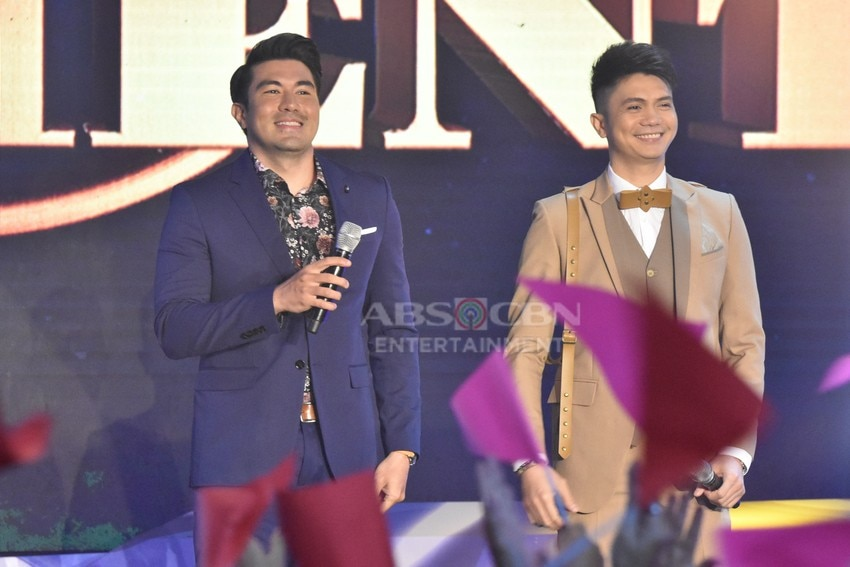Your Moment Grand Moment Vhong Navarro and Luis Manzano