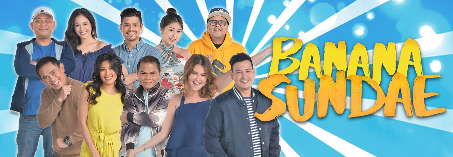 "Zanjoe Marudo joins the fun on ""Banana Sundae"""