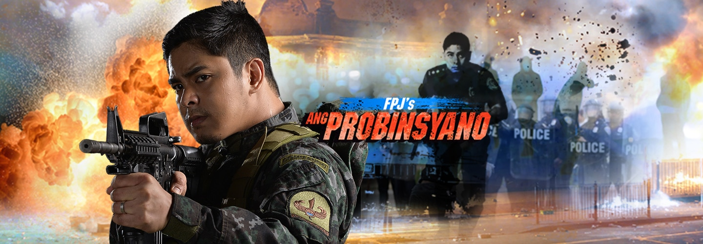 LOOK: Coco and Onyok as Raul and Palumi in FPJ's Ang Probinsyano