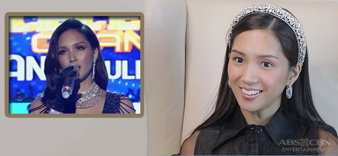 WATCH: Roxanne Barcelo reacts to her Tawag ng Tanghalan performances