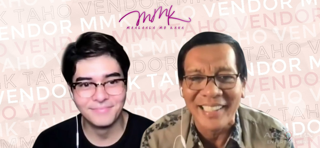 """Joey Marquez, Maru Delgado reveal inspiration, lessons from MMK """"Taho Vendor"""" characters"""