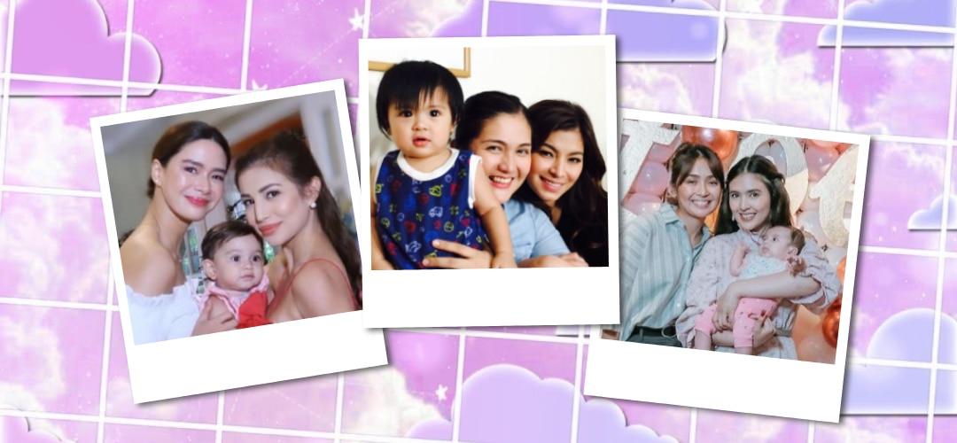Kapamilya Snaps: Celebrities who are proud godparents to their celebrity friends' children