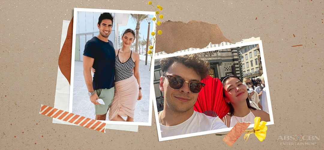 Kapamilya Snaps: 8 Celebrities who fell deeply in love with foreigners