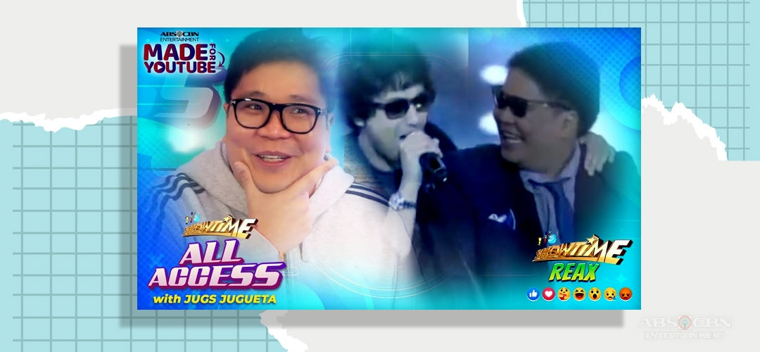 Jugs, Teddy exchange heartwarming messages, funny revelations in It's Showtime Reax
