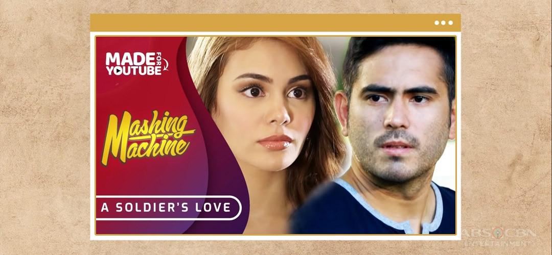 Mashing Machine Episode 1: A Soldier's Love featuring Gerald and Ivana