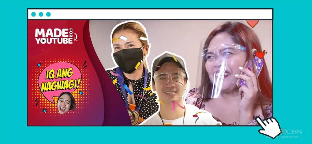 IQ Ang Nagwagi with Erik, ZsaZsa and ASAP New Gen Birit Divas