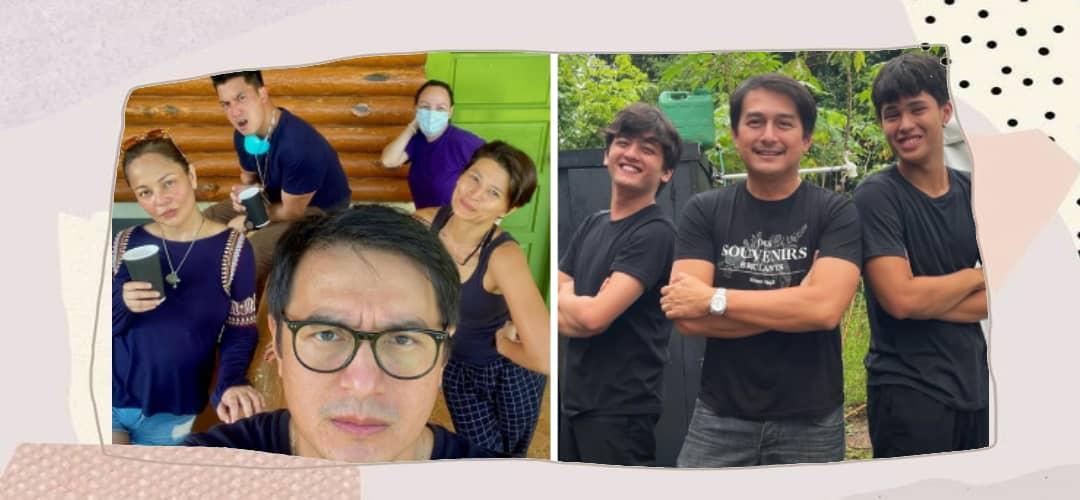 Dominic Ochoa reveals who's who among Huwag Kang Mangamba co-stars