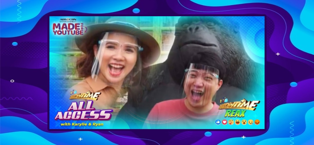 Showtime All-Access: Ryan reminisces tour around Clark Global Zoo with Karylle