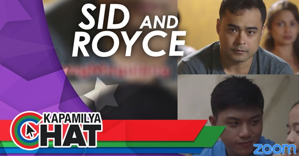 Kapamilya Chat with Sid Lucero and Royce Cabrera for Ipaglaban Mo	 Image Thumbnail
