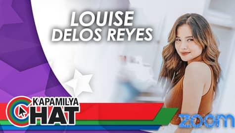 Kapamilya Chat with Louise Delos Reyes for Ipaglaban Mo Via Zoom