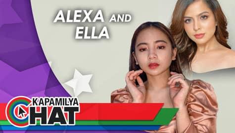Kapamilya Chat with Alexa and Ella for Ipaglaban Mo