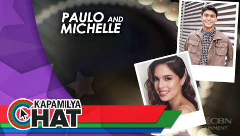 Kapamilya Chat with Paulo Angeles and Michelle Vito for 'Ang Sa Iyo Ay Akin'