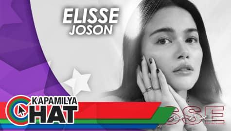 "Kapamilya Chat with Elisse Joson for her new single ""Halika Na"" and ""Ipaglaban Mo"""