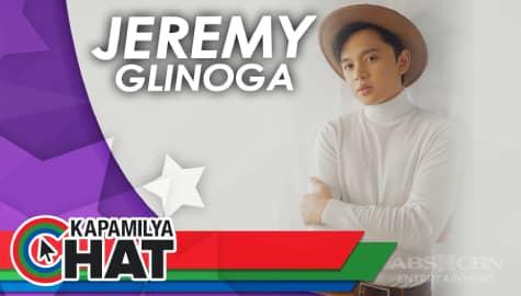 Kapamilya Chat with Jeremy Glinoga for Star Music