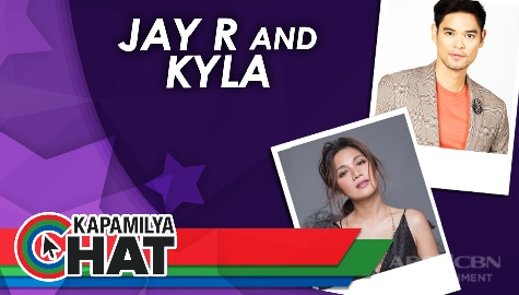 Kapamilya Chat with Jay-R and Kyla for their new single 'Undeniable'
