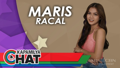 "Kapamilya Chat with Maris Racal for ""Boyette"""