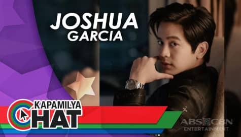 Kapamilya Chat with Joshua Garcia for Maalaala Mo Kaya