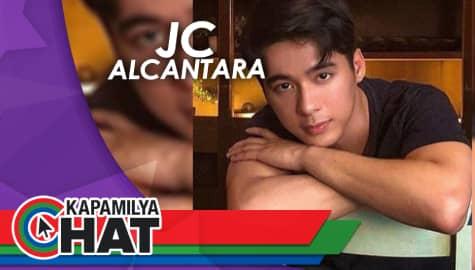Kapamilya Chat with JC Alcantara for Maalaala Mo Kaya