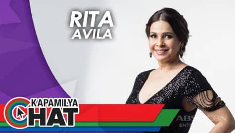 """Kapamilya Chat with Rita Avila for """"Ang Sa Iyo Ay Akin"""""""