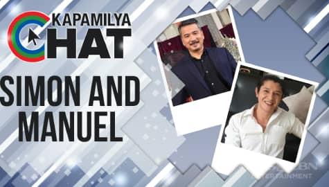 """Kapamilya Chat with Simon Ibarra and Manuel Chua for """"Ang Sa Iyo Ay Akin"""""""