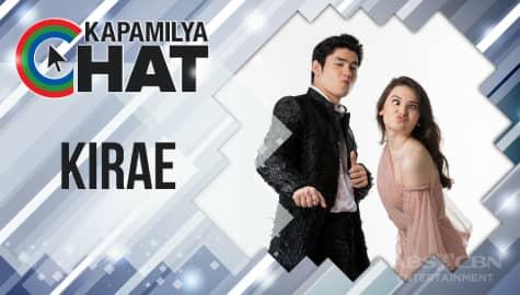 Kapamilya Chat with Kira and Grae for Ang Sa Iyo Ay Akin Finale