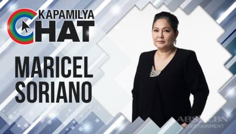 """Kapamilya Chat with Maricel Soriano for """"Ang Sa Iyo Ay Akin: Finale"""""""