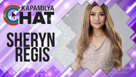 "Kapamilya Chat with Sheryn Regis for comeback single ""Tulad ng Dati"""