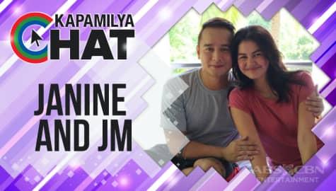 Kapamilya Chat Janine Gutierrez JM de Guzman Maalaala Mo Kaya