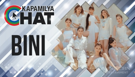 Bini for their official debut single Born To Win
