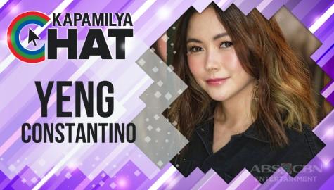 Yeng Constantino for her new single Kumapit