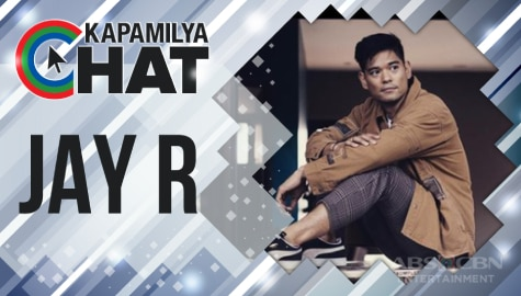 Jay R for his new single Hinay