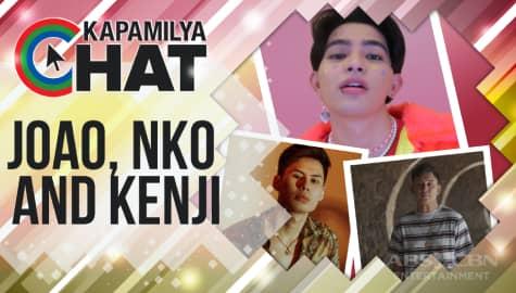 Joao, NKO, Kenji for their new single