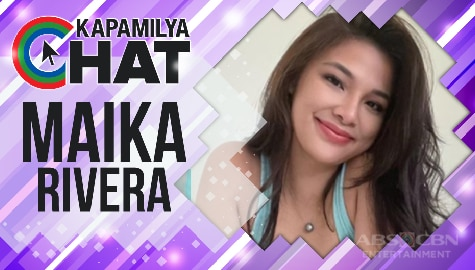 "Maika Rivera for ""FPJ's Ang Probinsyano"""